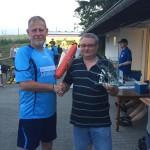 Alte Herren gewinnen Turnier in Leimersdorf