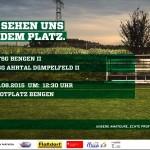 2. Spieltag Kreisliga C Rhein/Ahr 2015