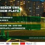 FSG II: Heimspiel gegen SG Eich II