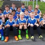 F-Jugend JSG Bengen/Leimersdorf/Lantershofen/Birresdorf Saisonabschluss im Zeichen des Miteinander