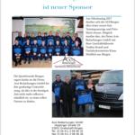 Axis Bedachungen GmbH ist neuer Sponsor