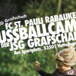 FC St. Pauli Rabauken Fußballcamp bei der JSG Grafschaft