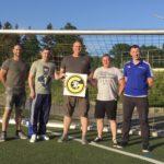 Die Trainerteams der ersten und zweiten Mannschaft der Grafschafter SG stellen sich vor – Mit Herzblut bei der Sache