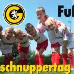 Fußball-Schnuppertag am 9. Juni in Vettelhoven JSG Grafschaft lädt den jüngsten Grafschafter Nachwuchs ein.
