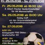 Sportfest in Bengen