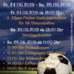 Sportfest in Bengen 2019