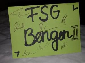 FSG ON TOUR